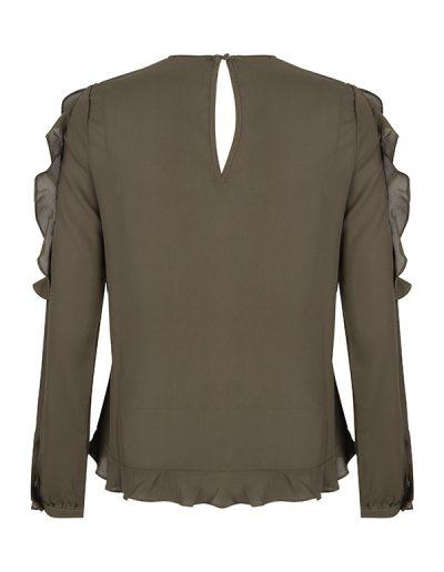 blouse-kya-groen